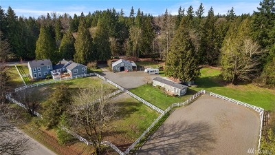 Redmond Single Family Home For Sale: 11516 243rd Ave NE