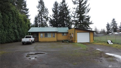 Tumwater Single Family Home For Sale: 709 Durell Rd SE