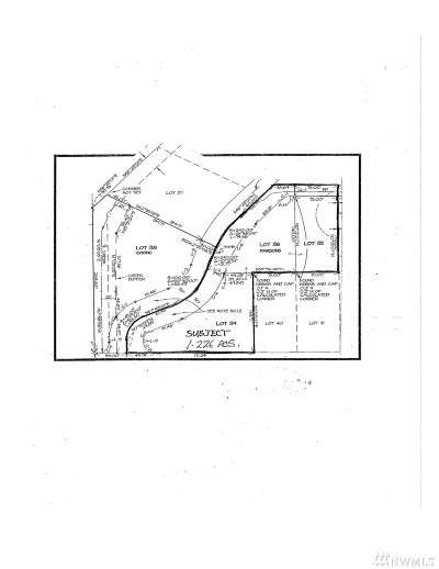 Mount Vernon Residential Lots & Land For Sale: 353639 2231 N Nugent Rd Wy S