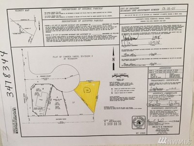 Residential Lots & Land For Sale: 205 Fenway Ct