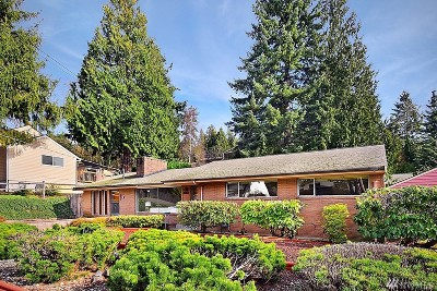 Seattle Single Family Home For Sale: 11012 38th Ave NE
