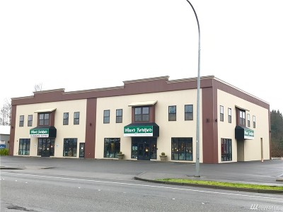 Lynden Commercial For Sale: 168 Birch Bay Lynden Rd