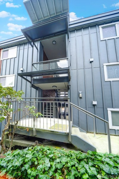 Condo/Townhouse Sold: 3053 14th Ave W #301