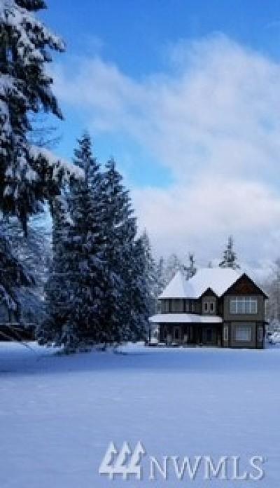 Eatonville Single Family Home For Sale: 34906 100th Ave E
