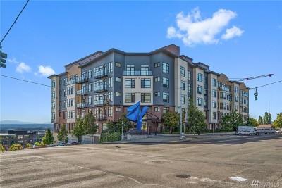 Tacoma Condo/Townhouse For Sale: 1501 Tacoma Ave S #601