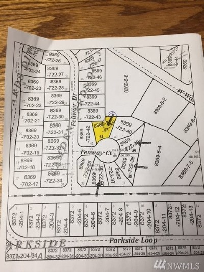 Residential Lots & Land For Sale: 206 Fenway Ct