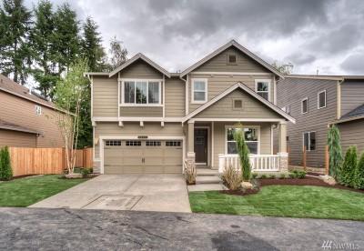 University Place Single Family Home For Sale: 4814 52nd Av Ct W #2065