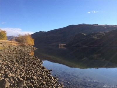 Chelan County, Douglas County Residential Lots & Land For Sale: 24382 Us Hwy 97