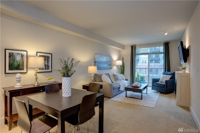 Condo/Townhouse Sold: 5650 24th Ave NW #210