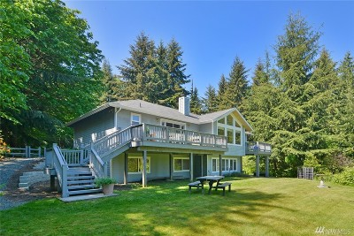Port Ludlow WA Single Family Home For Sale: $574,900