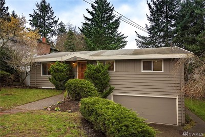 Seattle Single Family Home For Sale: 10312 Wallingford Ave N