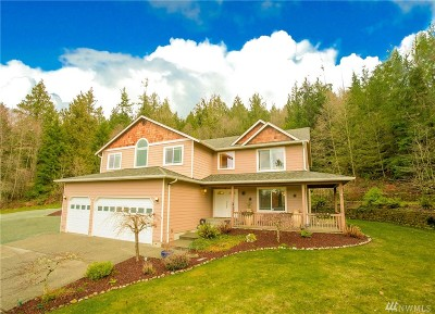 Sedro Woolley Single Family Home Sold: 861 Summerhill Dr