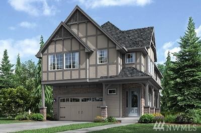 Issaquah Single Family Home For Sale: 441 5th (Lot 32) Lane NE
