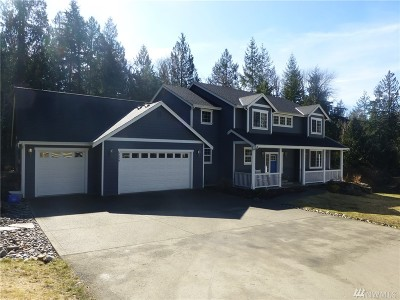 Port Orchard Single Family Home For Sale: 9298 Horizon Lane SE