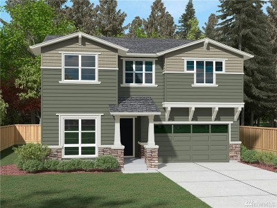 Woodinville Single Family Home For Sale: 13509 NE 203rd Ct #1