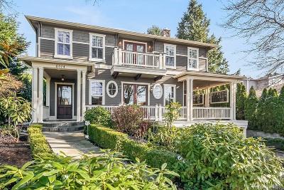 Kirkland Single Family Home For Sale: 6514 103rd Ave NE