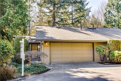 King County Condo/Townhouse For Sale: 16905 NE 1st St
