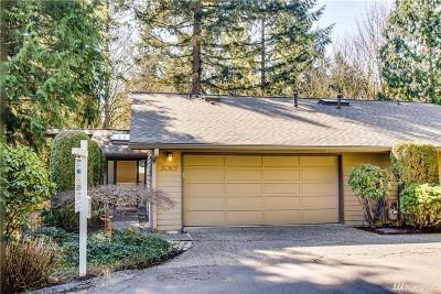 Bellevue Condo/Townhouse For Sale: 16905 NE 1st St