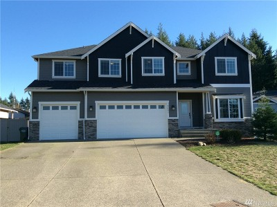 Puyallup Single Family Home For Sale: 8403 56th Ave E