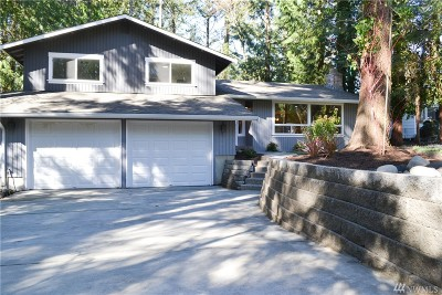 Gig Harbor Single Family Home For Sale: 3715 108th St NW