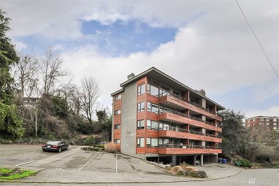 Condo/Townhouse Sold: 1717 5th Ave N #402