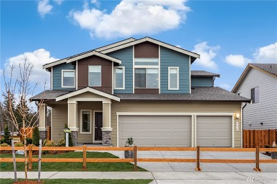 Buckley Single Family Home Contingent: 388 Hovey St #138