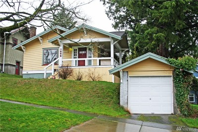 Bellingham WA Single Family Home For Sale: $469,000