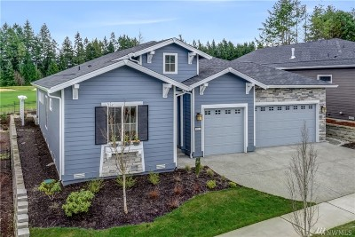 Lacey Single Family Home For Sale: 8611 Vashon Dr NE