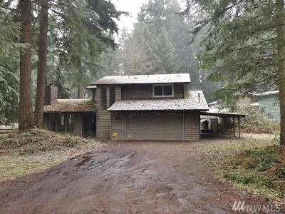 Puyallup WA Single Family Home For Sale: $219,900