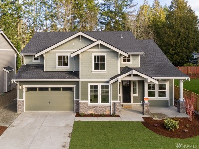 Gig Harbor Single Family Home Contingent: 4609 73rd St Ct NW