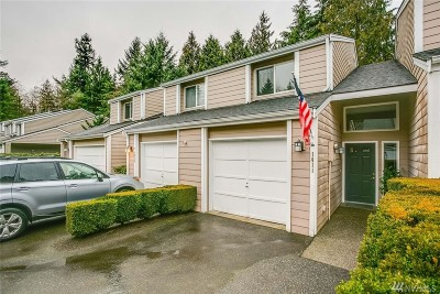 Gig Harbor Condo/Townhouse For Sale: 1411 32nd St Ct NW