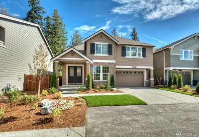 Woodinville Single Family Home For Sale: 15120 125th Place NE #108