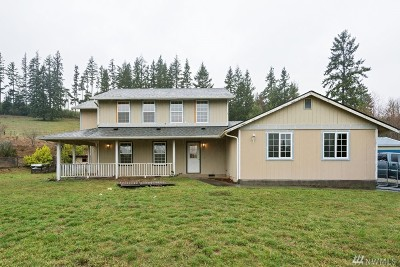 Winlock Single Family Home For Sale: 294 Sears Rd