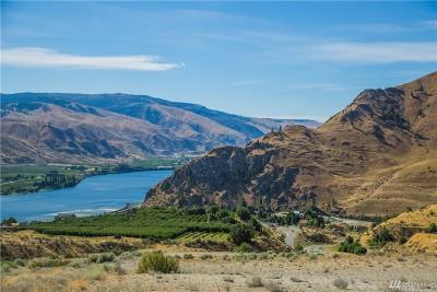 Chelan, Chelan Falls, Entiat, Manson, Brewster, Bridgeport, Orondo Residential Lots & Land For Sale: Saska Way Tract F