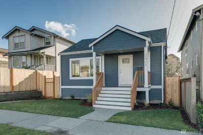 Seattle, Bellevue, Kenmore, Kirkland, Bothell Single Family Home For Sale: 2425 S Judkins St