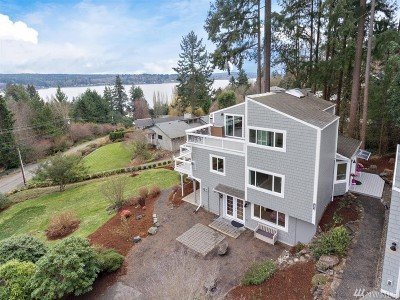 Gig Harbor Single Family Home For Sale: 13504 82nd Ave NW