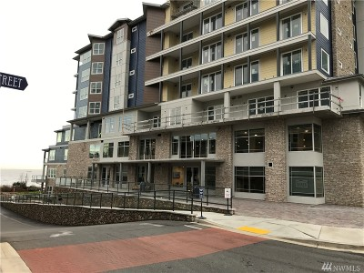 Pierce County Condo/Townhouse For Sale: 4961 Main St #610