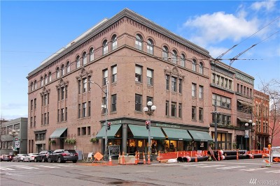 Condo/Townhouse Sold: 80 S Jackson St #307