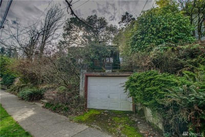 Seattle Single Family Home For Sale: 3211 Fuhrman Ave E