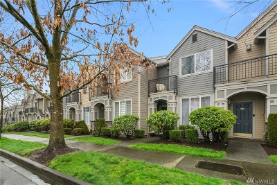 Kirkland Condo/Townhouse For Sale: 12310 NE 92nd St #H212