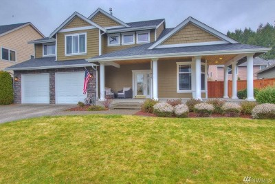 Puyallup WA Single Family Home Contingent: $499,999