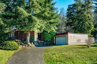 Bellevue Single Family Home For Sale: 1250 147th Ave SE