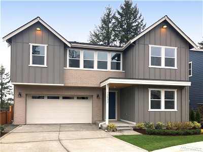Sammamish Single Family Home For Sale: 3310 234th Place SE