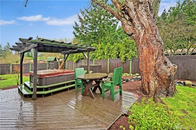 Bellevue Single Family Home For Sale: 2551 154th Ave SE