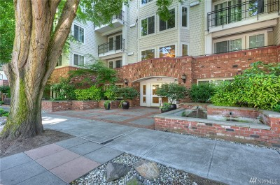 Condo/Townhouse Sold: 1525 NW 57th St #530