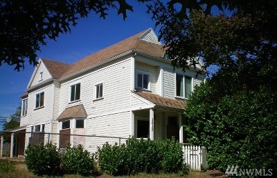 Tacoma Single Family Home For Sale: 1812 S L St