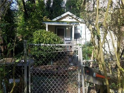 Seattle Single Family Home For Sale: 4134 SW Orchard St