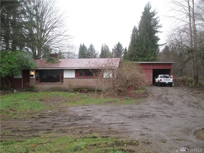 North Bend Single Family Home For Sale: 1439 Bendigo Blvd N