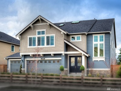 Woodinville Single Family Home For Sale: 12409 NE 153rd Place #145