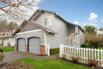 Bothell Single Family Home For Sale: 18811 20th Ave SE